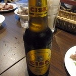 J BAR - チスク(マルタ島ビール)