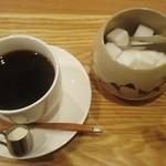 まめcafe - コーヒー