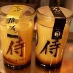 プリン本舗 - 侍のプリン プレミアム & 侍のプリン