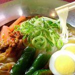 榮華亭 - 冷麺