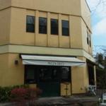 カフェ・ノビロ - お店の外観