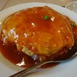 Manshinsaikan - 天津飯