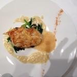 22259766 - メインの魚料理