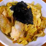 巻狩 - 料理写真:親子丼