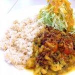 パチャカリ - ムング豆のカレー