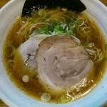 上海麺館 - 豚そば680円