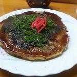 お好み焼たまちゃん - スジ玉焼き¥500