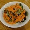 リトル・インディア - 料理写真:サラダ ※インド料理定番の、オレンジ色のドレッシング