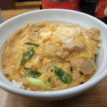 なか卯 - 料理写真:親子丼490円