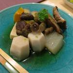 さ々木 - 野菜の煮物