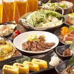 牛タン木村 - ご宴会コースはすべて牛タン入りデス☆