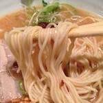 老麺 田ぶち - 麺リフ
