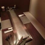 22269530 - 個室風のテーブル席だ