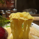 らーめんむつみ屋 - 麺リフト
