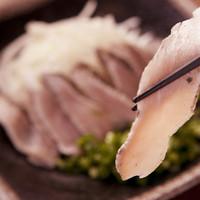 鳥玄 - 「むね肉」弾力、味、旨みともに納得の宮崎産妻地鶏!