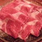味ふく - しゃぶしゃぶ肉 上