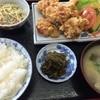 大三軒 - 料理写真:からあげ定食(790円)