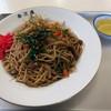 金次屋 - 料理写真:焼きそば 650円