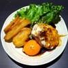 Samurai - 料理写真:とりハンバーグ