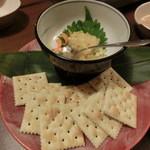 酒讃家 - 岩魚のキャビア