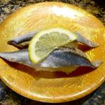 ダイマル水産 - 昆布〆トロさんま ¥157