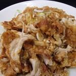 四季紅 - 油淋鶏(単品で680円)