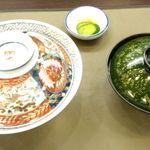うなぎ・和食処 新泉 - うなぎ・和食料理 『新泉』 うな丼(肝吸い 、香の物付き) 1800円