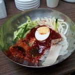 22275903 - ピビン麺(2013.10)