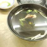 うなぎ・和食処 新泉 - うなぎ・和食料理 『新泉』 うな丼 肝吸い