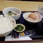 22276268 - 納豆定食450円でごはんおかわり自由!