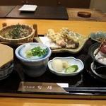 日本料理 旬坊 - 松茸ご飯膳