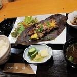 日本料理 旬坊 - 鶏塩麹焼き膳