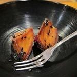 日本料理 旬坊 - デザートの大学イモ