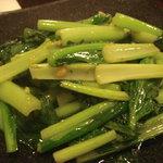 東方廳 - 090911青菜炒め