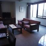 軽井沢倶楽部 ホテル軽井沢1130 - 宿泊部屋 : リビング