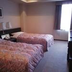 軽井沢倶楽部 ホテル軽井沢1130 - 宿泊部屋 : ベッドルーム