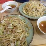 22281424 - 炒麺 & チャーハン