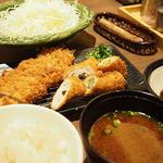 新宿さぼてん - 選べる人気の定番かつ定食