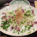 あやめ - 料理写真:平目のお造り