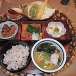 和食と甘味かんざし - 特別懐石(周年懐石)1280円