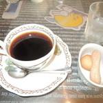 フローリアン - ドリンク写真:コーヒー420円