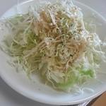 からす亭 - サラダ