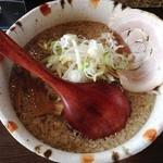 麺や和 - 醤油ラーメン 2013年11月