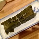 かっぱ - 鯖の熟れ鮨