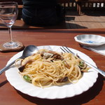 ベラヴィスタ - 料理写真:スパゲティ