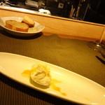 トラットリア フィオーレ - モッツァレラチーズ(2013/11)