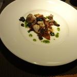トラットリア フィオーレ - 焼き魚(2013/11)