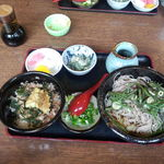 Jouren - わさび丼定食 1,100円