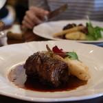 22292384 - 牛肉の赤ワイン煮