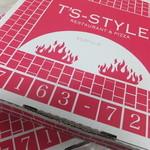 ティーズスタイル - お持ち帰り用の箱:200円